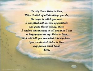 ... -Gift-Birthday-Gift-for-Sister-in-Law-Personalized-Poem-Footprints