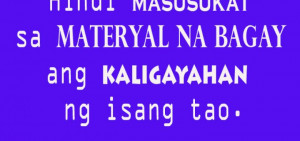 Tagalog Life Quotes, Mr.Reklamador Facts, Contentment Quotes Tagalog