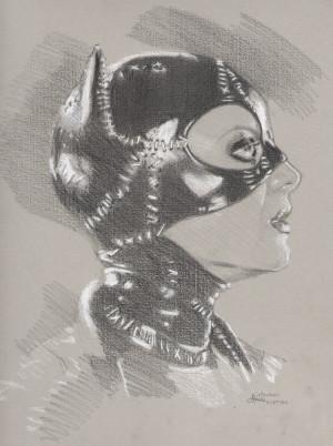 Catwoman Michelle Pfeiffer Tifaerith Deviantart