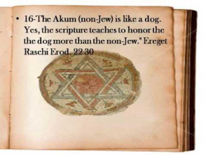 ... the Talmud say about Gentiles...provide direct quotes and cite them
