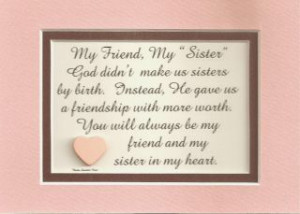 Sister In Law Poems And Quotes