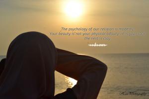 Muslimah Quotes Tengok seorang muslimah
