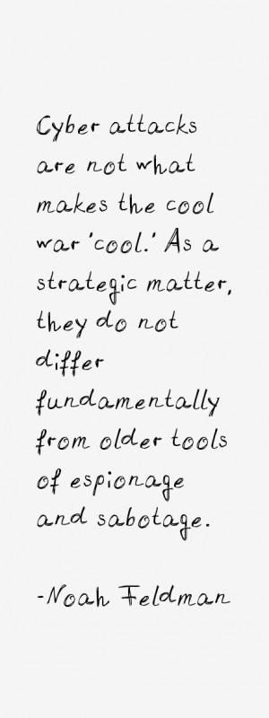 Noah Feldman Quotes & Sayings