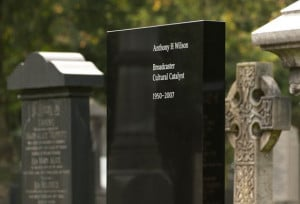 From NME: Tony Wilson's memorial headstone has been unveiled, having ...