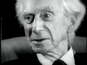 Bertrand Russell on God (1959). #atheism