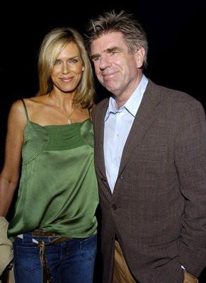 Kathy Freston and Tom Freston