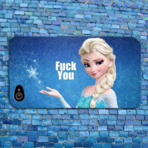 ... tags for this image include: elsa, cute, disney, frozen and funny