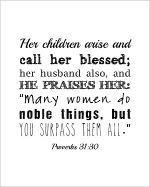 Bible Verses About Mothers 003-01