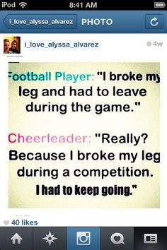 Cheer Quotes...