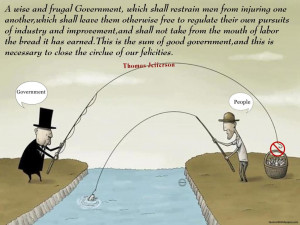 Image for Thomas Jefferson Good Government Quotes