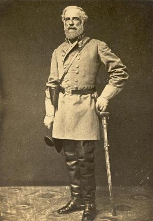 General Robert Edward Lee (1807-1870)