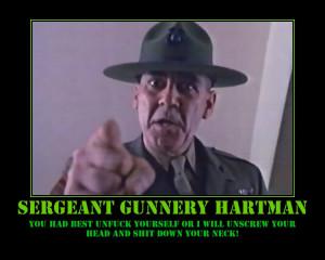 Sergeant Gunnery Heartman by Onikage108