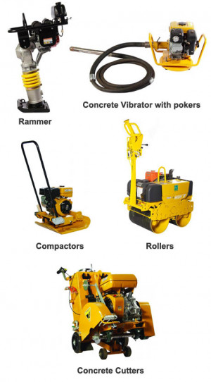 Vibratory rammers are specifically designed for easy, smooth operation ...