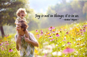 Joy quotes pictures, Good Morning thought for the day, inspirational ...