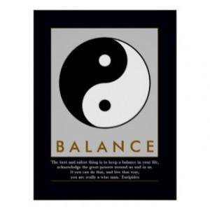 Yin And Yang Balance Quotes