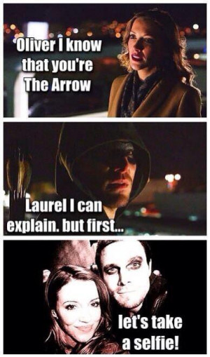 Arrow' Boss: Laurel's Reaction to the Oliver Bombshell Is 'Surprising ...
