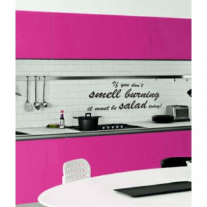 Funny Kitchen Quotes Wall