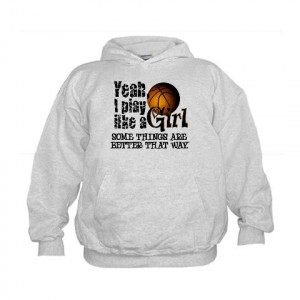 Basketball Quotes For Girls T Shirts