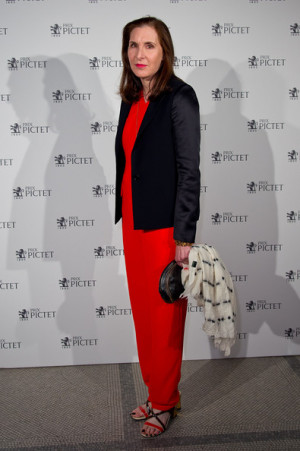 Laurie Simmons Laurie Simmons attends the Prix Pictet award ceremony