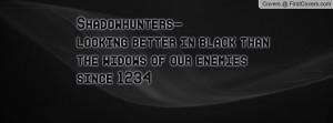 Black Widow Quotes