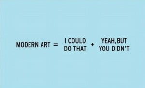 art, blue, lol, modern art, quote, quotes, text, true