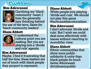diane abbott quotes you can t defend the indefensible anything you say