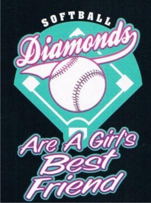 softball #sayings #girls #diamonds