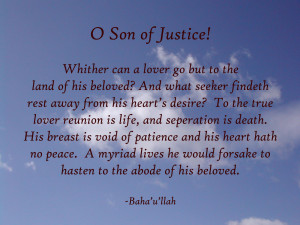 Baha'i Quotes Syndication Service