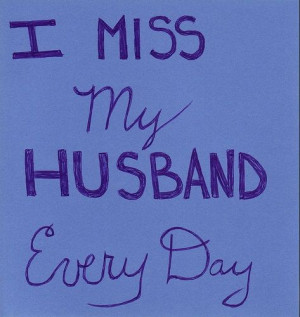 miss my husband everyday I miss you so much I love you Cpl.Joe ...