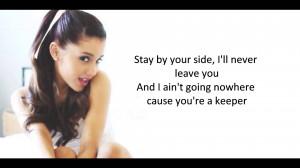 Ariana grande ...