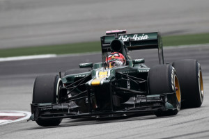 F1 2012 - Malaysian GP Caterham F1 Team Information FP3 and Qualifying ...