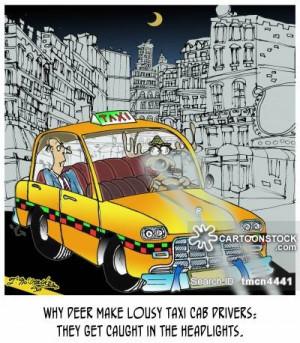 professions-taxi_cab-taxi_driver-taxi-cab_driver-headlight-tmcn4441 ...