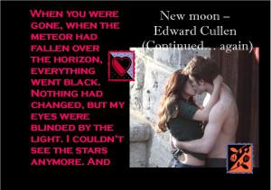 Twilight Quotes Love Quote Image