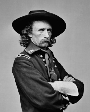 ... lecture Saturday on George Armstrong Custer, pictured. Provided Photo