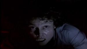 Sigourney Weaver as Ellen Ripley in Aliens (1986)