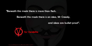 Go Back > Gallery For > V For Vendetta Quotes Ideas