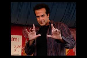 David Copperfield blends