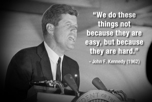 President John F. Kennedy called republicans a party of ...