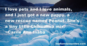 Top Quotes About Animal Rescue