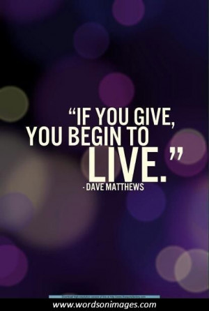 Dave matthews band quotes