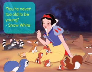 One of the great things about re-watching Disney movies as an adult is ...