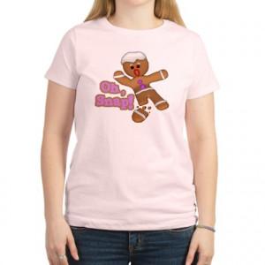 Funny Cute Snap Gingerbread