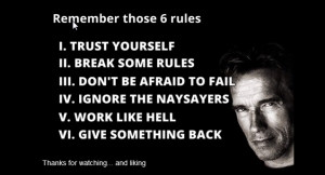 Arnold Schwarzenegger Motivation – 6 rules of success speech ...