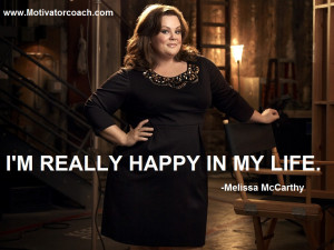 Melissa Ann McCarthy (born August 26, 1970) is an American film and ...