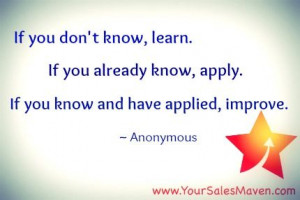 Quotes, Personal Mantra, Sales Training, Inspiration, www ...