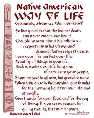 ... people native american indian wisdom native american quotes on life