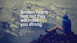 strong - Unknown Quotes About Moving On And Letting Go Of Relationship ...