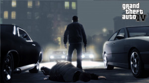 Grand Theft Auto 4 (IV)