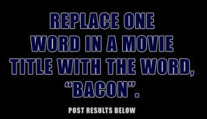 Funny Bacon Quotes Quotesgram