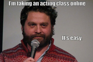 Zach Galifianakis Funny Quotes